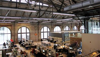 URBN Inc. Navy Yard Campus Building 14