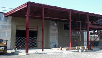 Sanofi Pasteur, Building 37R Retrofit