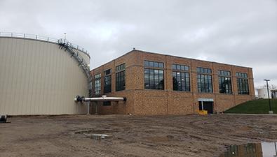 Notre Dame East Chiller Plant