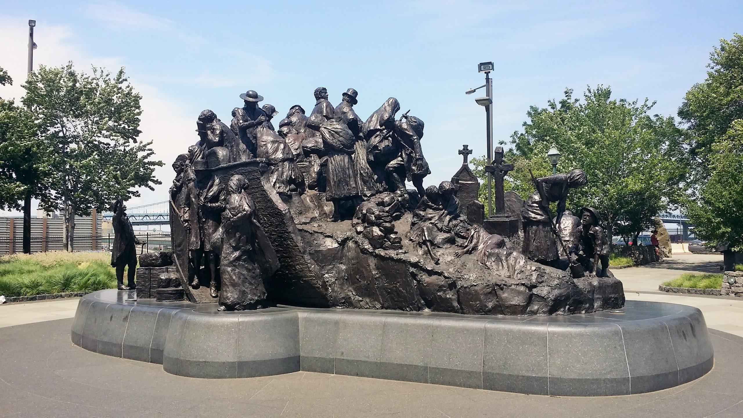 Irish Memorial of Philadelphia