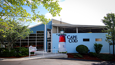 Cape Cod Chips Renovation